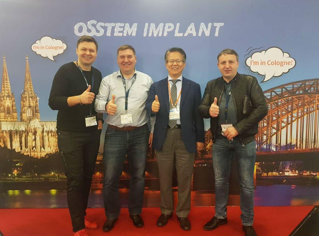 Участь у Міжнародній виставці по стоматології «IDS 2019»
